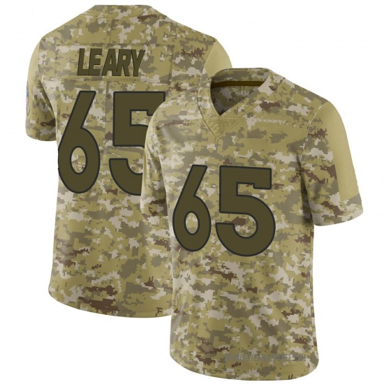 Ronald Leary Denver Broncos Youth Limited 2018 Salute to Service Nike Jersey - Camo
